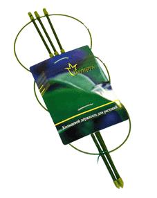Кольцвой держатель д/вьющихся растений (H-75см) 3525