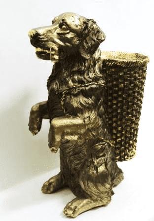 Собака-подставка д/зонтов (55*55*33см) GF6-04