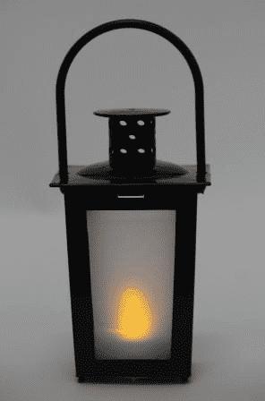 Лампа декоративная (7*7*12см) LB-50331