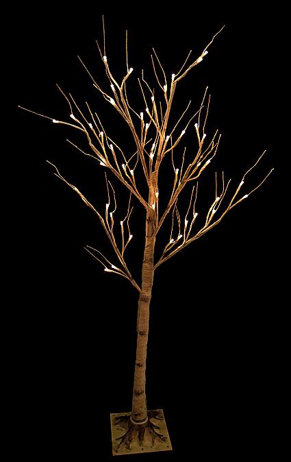 Дерево светящееся новогоднее (H-120см) DN-39059