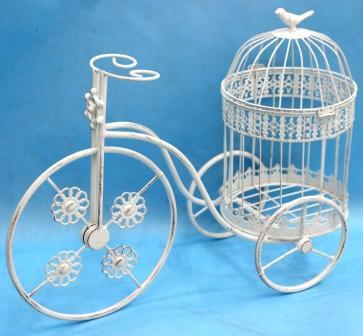 Велосипед-подставка д/цветов (46*21*39см) MF-51120