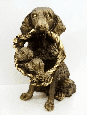 Собака со щенятами (55*55*33см) GF6-03
