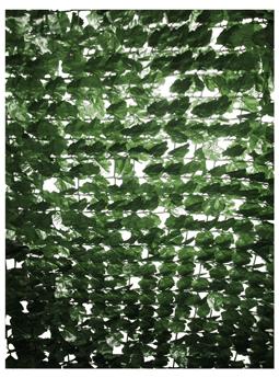 Решётка раздвижная с листьми (100*300см) RL-39738