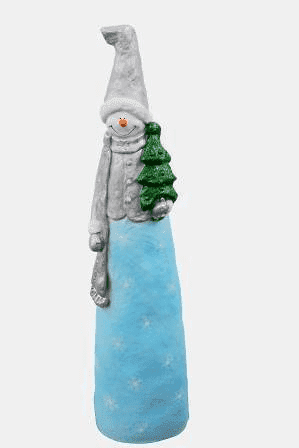 Снеговик - фигура (H-128см) - 30.50