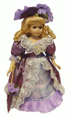 Кукла (H-30 см) КМ-4430