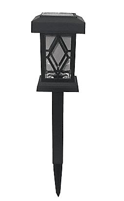 Лампа на солнечных батареях (10*10*44см) LE-27815 (3шт)