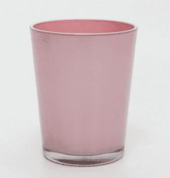 Кашпо из стекла (13*13*16см) GP-50639