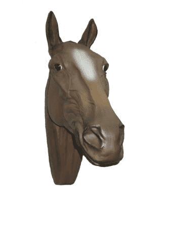 Голова лошади (H-80см) 17.62
