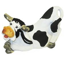 Корова лежачая 16.09(54*22*26см) - фигура садовая