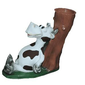 Корова -ваза (41*27*39см) - 20,87