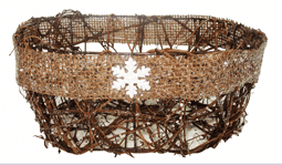 Декор новогодний набор (2шт) DN-37513