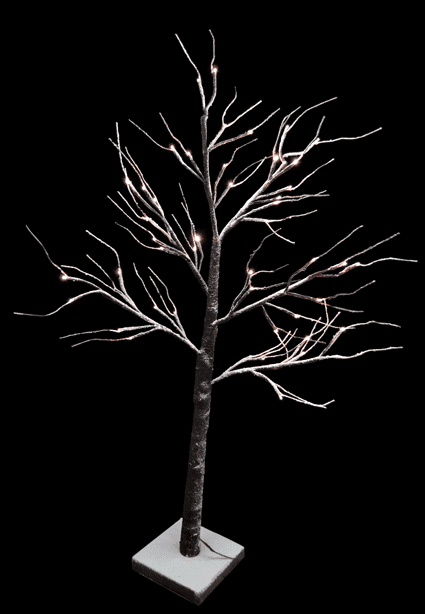 Дерево светящееся новогоднее (H-120см) DN-39063