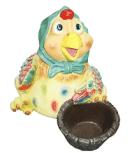 Курица - кашпо (53*44см) 20.41