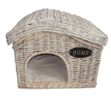 Домик для кошки плетёный (52*36*44см) РО-28662 200051225016