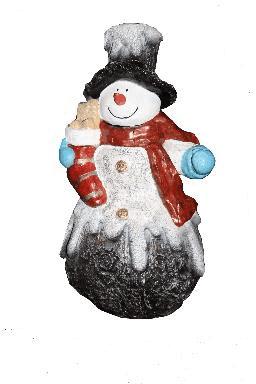Снеговик (H-46см) 30.15