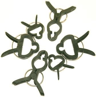 Держатель д/растений (3р-ра/20шт) DF-48809