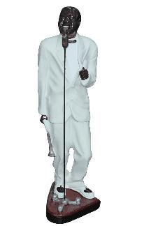 Негр музыкант (Н-55см) - 32,07