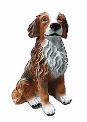 Садовая фигура Собака, модель 10.27, (23*30см)