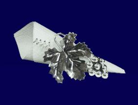 Держатель д/салфеток (11*6см) SH-25917