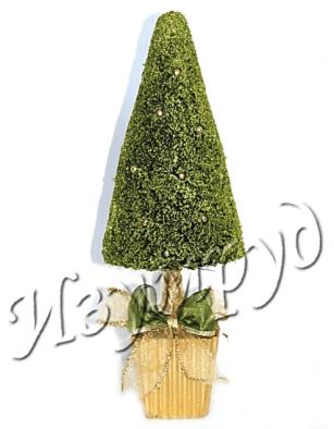 Декор новогодний (17*17*39 см) DN-42323
