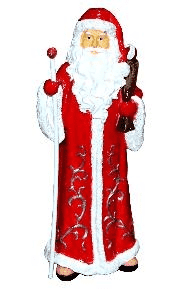 Дед мороз (Н-40см)- 30,26
