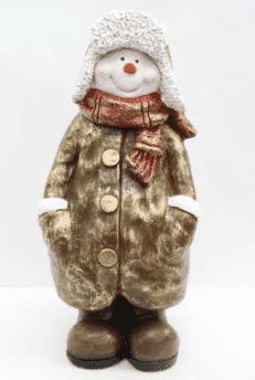 Снеговик (H-49см) - 30.88