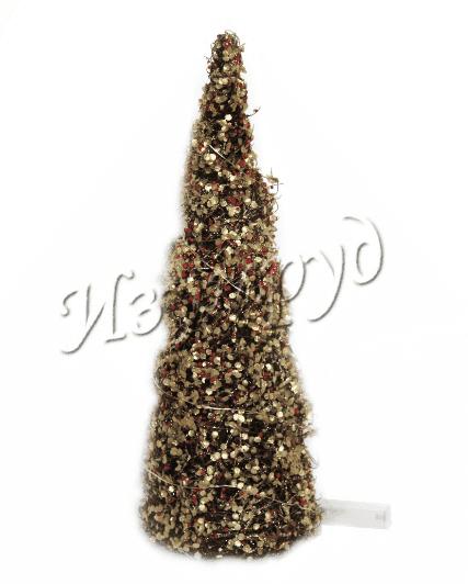 Декор новогодний (14*14*36см) PS-47894