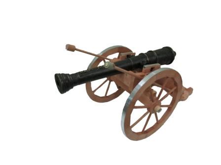 Пушка (74*150см) 17.64