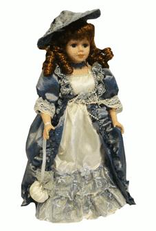 Кукла (H-30см) КМ-4433