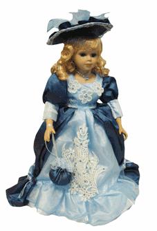 Кукла (H-30см) КМ-4431