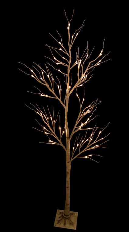 Дерево светящееся новогоднее (H-150см) DN-39060