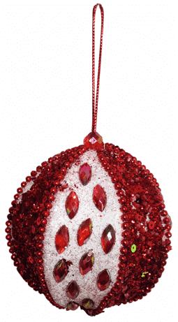 Декор новогодний (d-10см) DN-37947