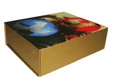 Коробочка подарочная (16*14*5см) KH-23213