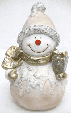 Снеговик (H-22см) - 30.21A