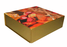 Коробочка подарочная (16*14*5см) KH-23209