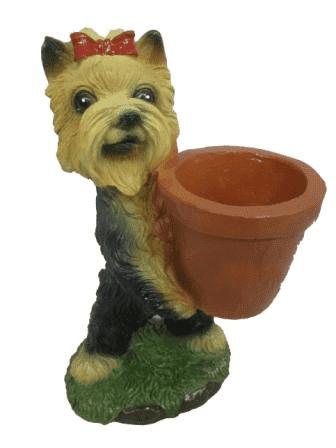 Собака-кашпо (18*12*29 см) VF-35591