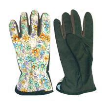 Перчатки садовые 2369ELD в комплекте 10 пар одного вида