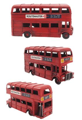 Автобус-модель (16*6*9см) MR-41055