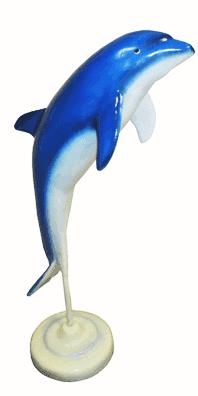 Дельфин 23.08(33*29*128см)