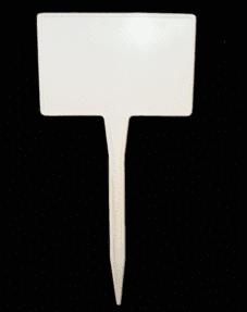 Табличка №4 (10X6,5см,ножка 15 см)