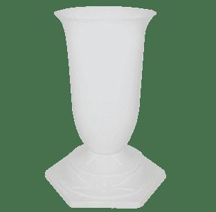 FL1- Колба д/цветов белая - 130мм