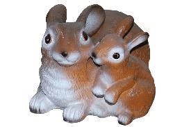 Два кролика (26*43см) -28,06